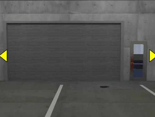 無料脱出ゲームガレージシリーズ第二弾