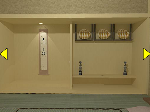 Escape from a Japanese-style room5