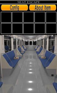 脱出ゲーム 電車からの脱出