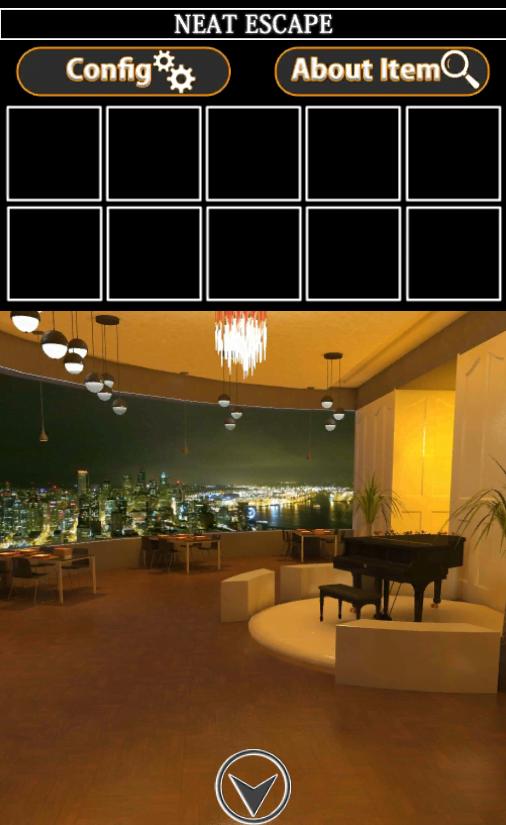 脱出ゲーム 夜景の見えるレストラン